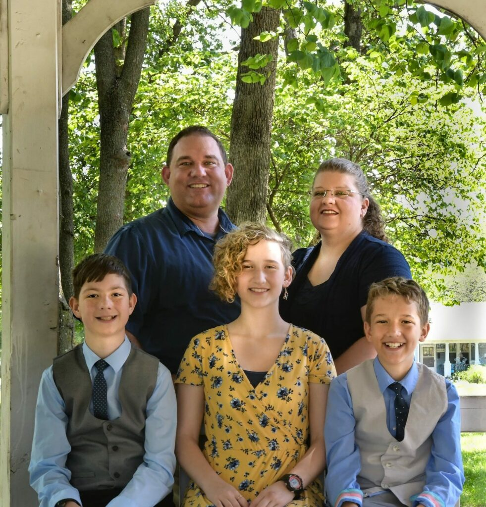 The Paasch Family