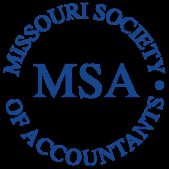Missouri Society of Accountants Badge